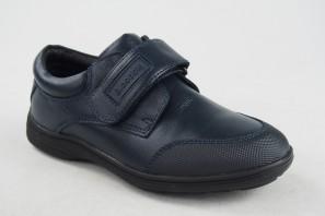 Chaussure garçon BUBBLE BOBBLE A069 bleu