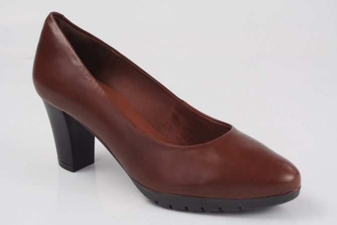 Zapato señora DESIREE 92040 marron