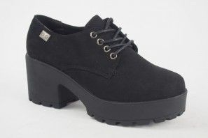Zapato señora COOLWAY cruise negro