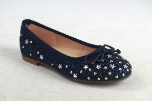Zapato niña BUBBLE BOBBLE a2727 azul