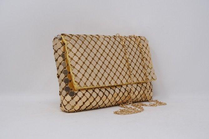 Complementos señora Bienve yt80245-120 oro