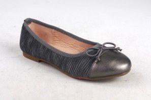 Zapato niña BUBBLE BOBBLE a2717 plata
