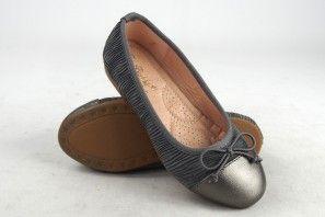 Chaussure fille BUBBLE BOBBLE A2717 argent