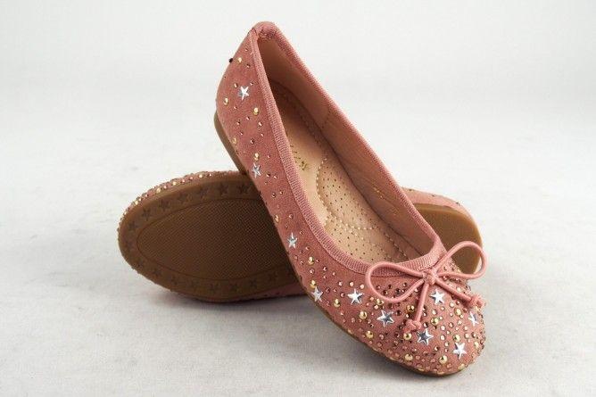Zapato niña BUBBLE BOBBLE a2727 rosa