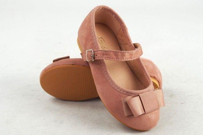 Zapato niña BUBBLE BOBBLE a2620 rosa