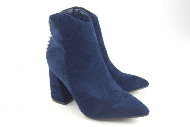Botín señora XTI 35163 azul