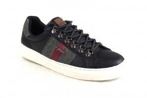 Zapato caballero YUMAS flavio negro