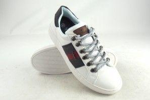 Zapato caballero YUMAS flavio blanco