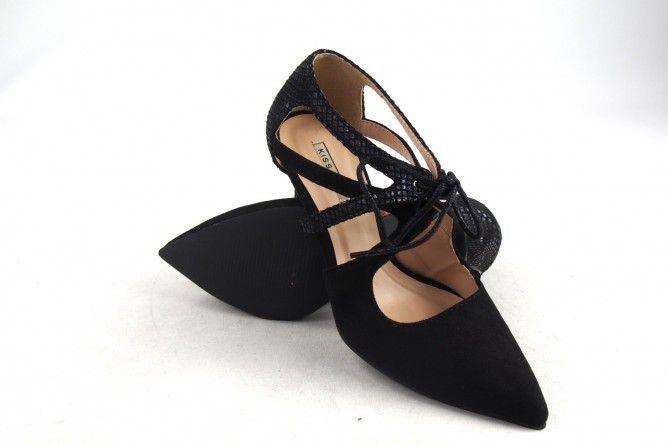Zapato señora BUBBLE BOBBLE m1835 negro