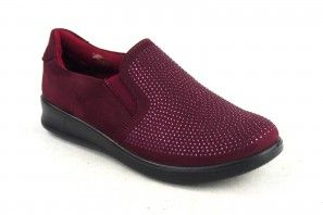Zapato señora AMARPIES 16124 (13430) ast burdeos