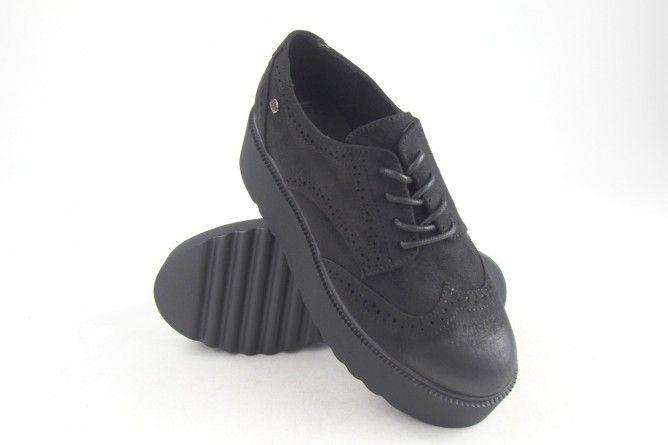 Zapato señora MUSTANG 58610 negro