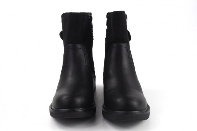 Botín señora ISTERIA 9241 negro