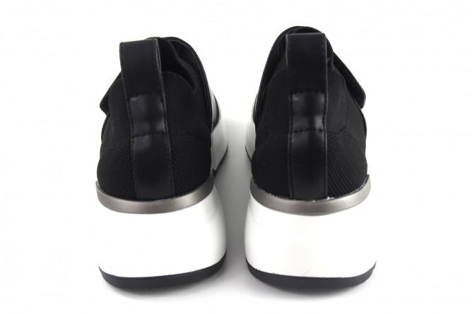 Zapato señora D'ANGELA 16346 dbd negro