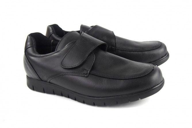Zapato caballero DUENDY 1006 negro