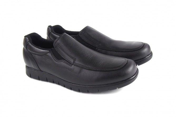 Zapato caballero DUENDY 1005 negro