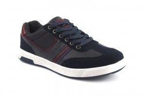 Zapato caballero SWEDEN KLE 843557 azul