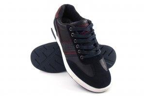 Chaussure homme SWEDEN KLE 843557 bleu