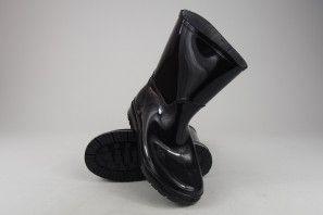 Bottes de pluie fille XINTAI 701-1 noir