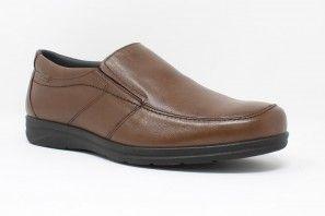 Chaussure homme BAERCHI 3800 marron