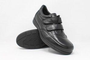 Chaussure homme BAERCHI 3805 noir