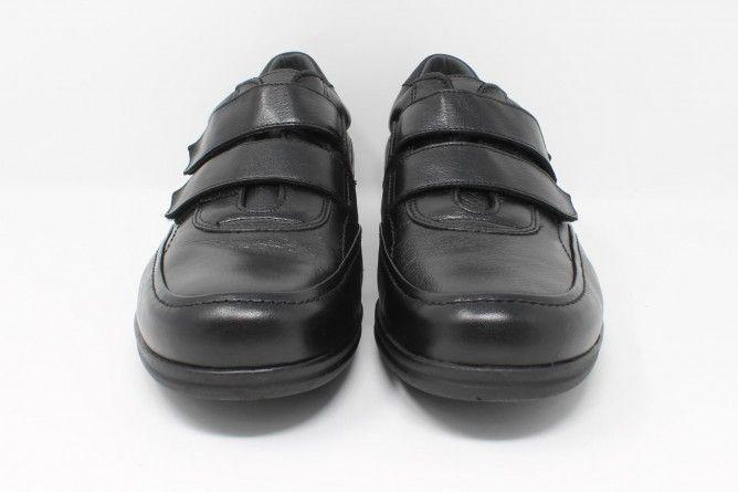 Zapato caballero BAERCHI 3805 negro