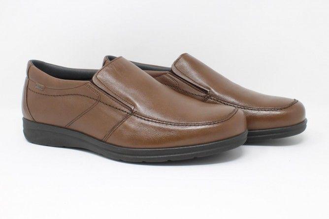 Zapato caballero BAERCHI 3800 marron