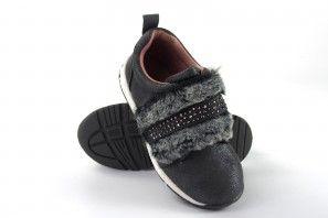 Chaussure fille BUBBLE BOBBLE C060 gris