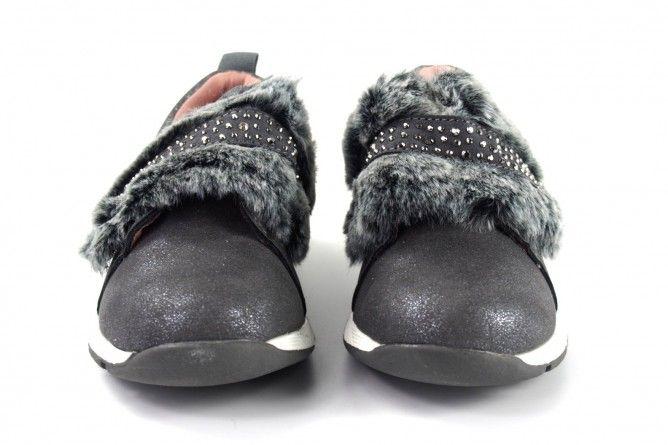 Zapato niña BUBBLE BOBBLE c060 gris