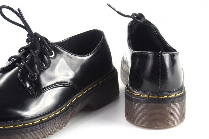 Zapato niña BUBBLE BOBBLE a2669 negro