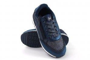 Zapato niña BUBBLE BOBBLE a2589 azul