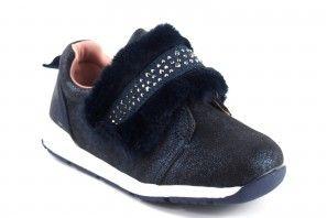 Zapato niña BUBBLE BOBBLE c060 azul