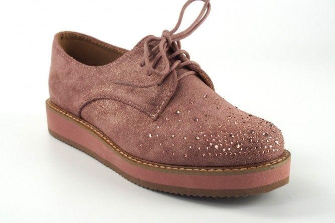 Zapato niña BUBBLE BOBBLE a2225 rosa