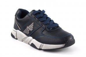 Zapato niño BUBBLE BOBBLE c078 azul