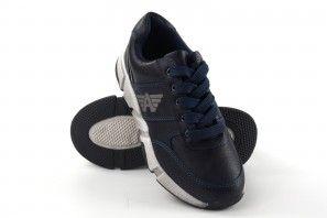 Chaussure garçon BUBBLE BOBBLE C078 bleu