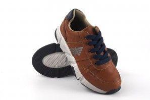 Chaussure garçon BUBBLE BOBBLE c078 cuir