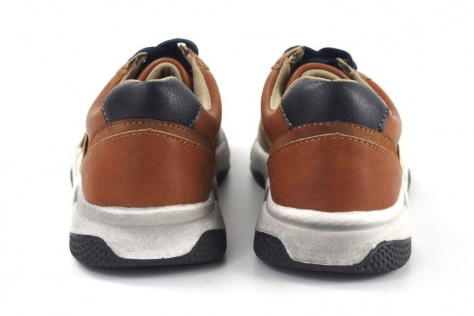 Zapato niño BUBBLE BOBBLE c078 cuero