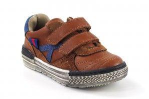 Zapato niño BUBBLE BOBBLE c080 cuero