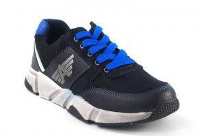 Zapato niño BUBBLE BOBBLE c078 ne.azul