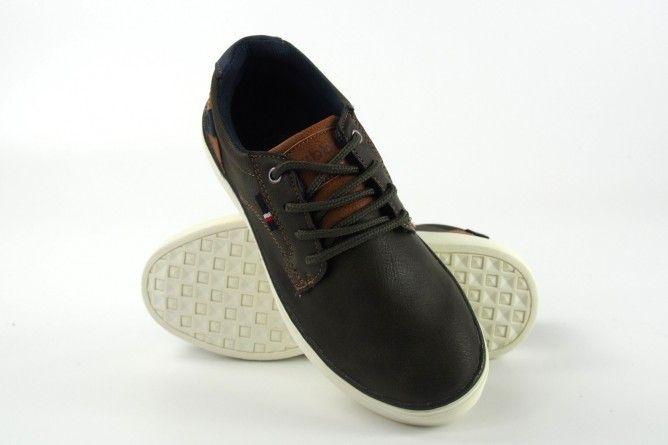 Zapato niño BUBBLE BOBBLE a2584 kaki