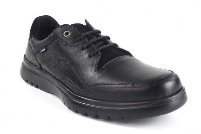 Zapato caballero BAERCHI 5056 negro