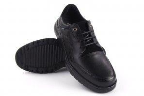 Chaussure homme BAERCHI 5056 noir