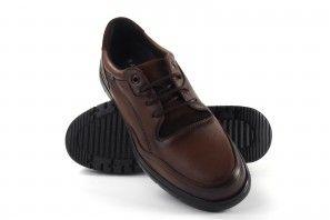 Chaussure homme BAERCHI 5056 marron