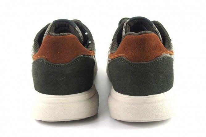 Zapato caballero YUMAS mackay kaki