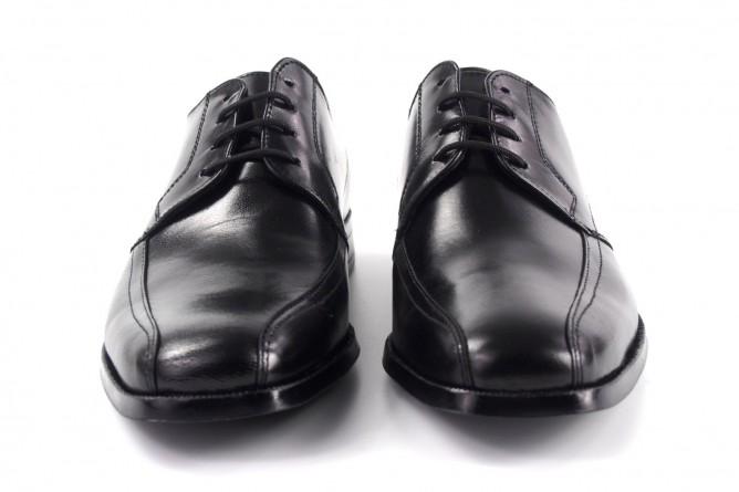 Zapato caballero BAERCHI 2631 negro