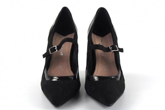 Zapato señora MARIA MARE 62653 negro