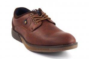 Chaussure homme BITESTA 32092 marron
