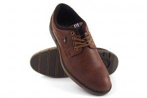 Zapato caballero BITESTA 32092 marron