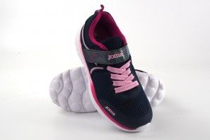 Deporte niña JOMA butterfly 903 az.rosa