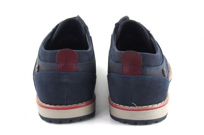 Zapato caballero BITESTA 32042 azul