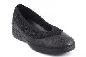 Zarte Füße Dame MURO 8061 schwarz